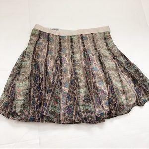 NWT AEO Cute pleated skirt